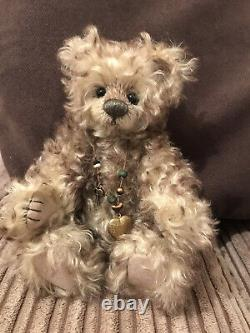 Charlie Bears MAYA Isabelle Lee Collection Mohair Limited Edition of ONLY 300