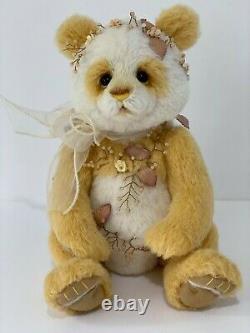 Charlie Bears Marigold Panda Isabelle Lee Ltd Edition 48/300 2021