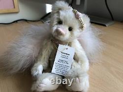 Charlie Bears MiniMo Sweetpea Limited Edition Tagged