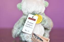Charlie Bears Peashoot Minimo Limited Edition Retired Tagged