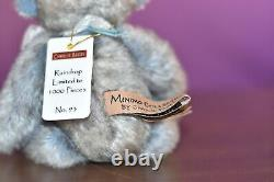 Charlie Bears Raindrop Minimo Limited Edition Retired Tagged