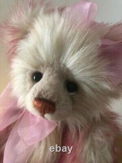 Charlie Bears Retired Birthday Bear 2018 Limited Edition