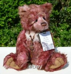 Charlie Bears Retired Limited Edition 2016 Isabelle Collection Duddle Teddy Bear
