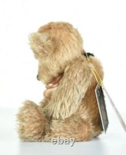 Charlie Bears Rodders Limited Edition Tagged Isabelle Lee Collection Retired