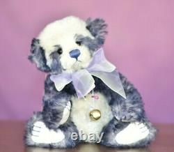 Charlie Bears Sally Panda Bear Isabelle Collection Limited Edition Tagged