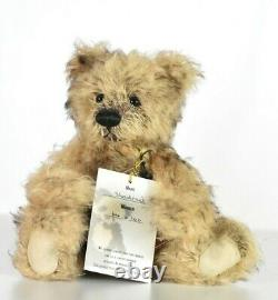 Charlie Bears Shadrack Limited Edition Tagged Isabelle Collection