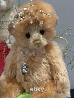 Charlie Bears Sirocco Limited Edition Retired Bear