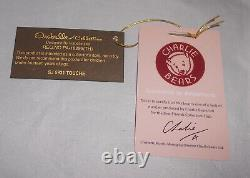 Charlie Bears TOUCHE Isabelle Lee Limited Edition ONLY 350 BEST FRIENDS CLUB