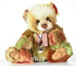 Charlie Bears Toffee Apple Retired & Tagged Limited Edition Isabelle Lee Design