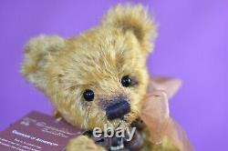 Charlie Bears Treacle Limited Edition Tagged Isabelle Lee Collection
