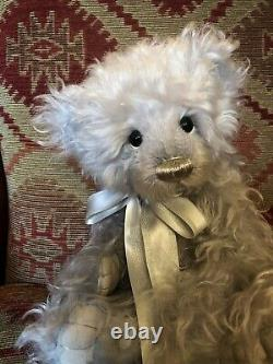 Charlie Bears Twinkle limited edition mohair with bag and tags Rare Retired