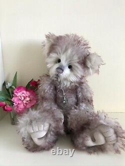 Charlie Bears WOWZER Limited Edition Mohair Isabelle Collection 2015 Retired