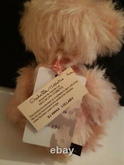 Charlie bears Lullaby retired Limited edition mohair no 156 of 450 pieces
