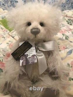 Charlie bears little star mohair ltd edition htf with tags