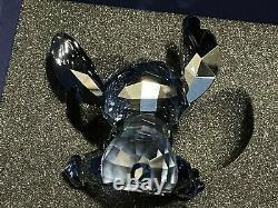 DISNEY SWAROVSKI CRYSTAL STITCH FIGURE 2012 Limited Edition, NIB, Retired, 1096800