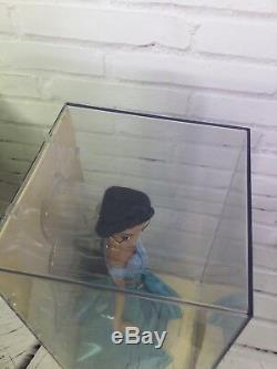 Disney Store Aladdin Jasmine Designer Doll 1 Of 6000 Limited Edition LE 2011