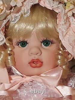 FAYZAH SPANOS 16 all VYNAL Garden Fairy BABY DOLL Limited Edition of 500 2001