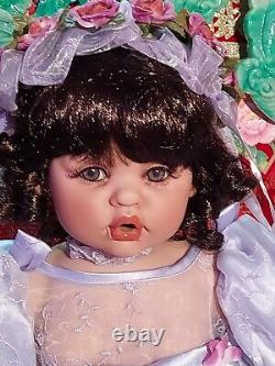 FAYZAH SPANOS 27 VYNAL MADE IN HEAVEN BABY DOLL Limited Edition of 500 2001