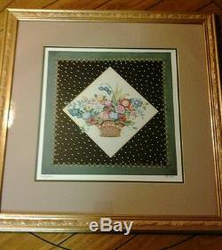 Fine Art Print limited Edition Signed Mary Engelbreit ME Retired 1146/2000 Large