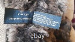 Forage by Charlie Bears, Isabelle collection, vhtf 2020, 108/300 limited edition
