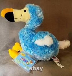Ganz Webkinz DODO BIRD NWT super rare HTF limited edition pet NEW with sealed code
