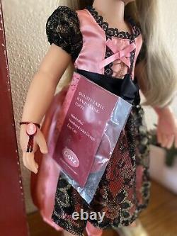 Gotz Sissel Skille doll Maria Limited Edition doll by Hildegard Gunzel #857/3000