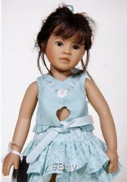 Heidi Plusczok Dolls Li Wang Limited Edition Doll, Brand New in Box