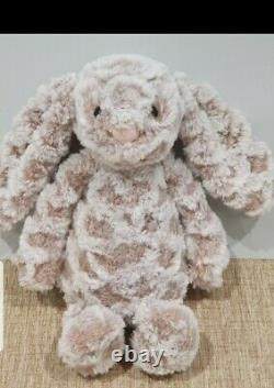 Jellycat Bashful Bunny Special Limited Edition Harry Bunny beige