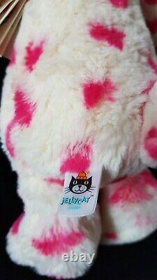 Jellycat Special Edition Keeley Bashful Bunny, New with tags, Rare and Retired