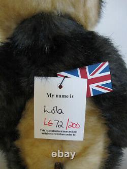 Kaycee Bear Lola Panda Retired Collectable Limited Edition Rare 72/200