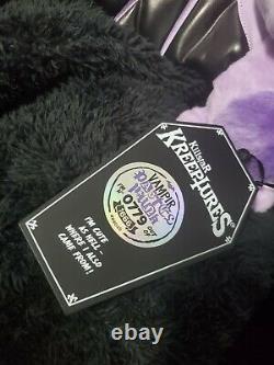 Killstar Kreepture Pastel Punk Vampir 779/1666 Limited Edition Sold Out Plush