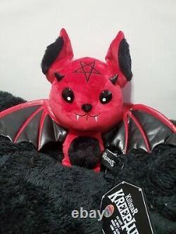 Killstar Vampir Blood Kreepture 444/666 Rare Sold Out Plush Toy Limited Edition