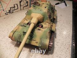 King & Country Retired WS180 Jagdtiger Limited edition