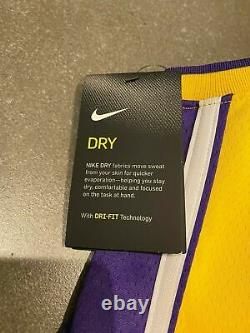 Kobe Bryant Retirement Nike Boxed Limited Edition Lakers Jersey #24 NWT & Box