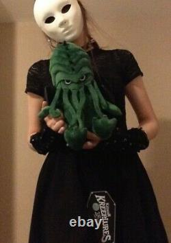 Kreepture Cthulhu Limited Edition Plush Only 666 Made Killstar Lovecraft Goth