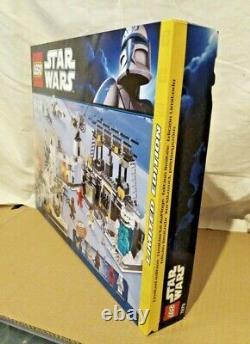 LEGO Star Wars Hoth Echo Base (7879) Limited Edition RETIRED SET SEALED RARE