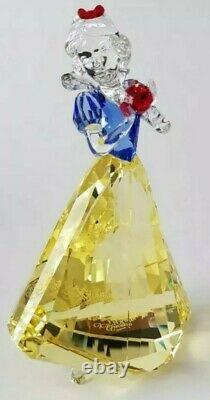 LIMITED EDITION Swarovski Crystal Disney 2019 Snow White 5418858 retired Rare