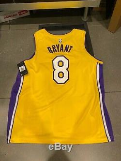 Lakers Kobe Bryant Retirement Nike Boxed Limited Edition Jersey XL #24 IN HAND