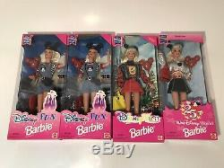 Large LOT OF 16 Barbie Dolls BRAND NEW IN BOX Vintage 1990s Special Edition Old