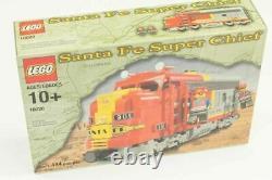 Lego 10020 Santa Fe Super Train Chief Limited Edition Retired