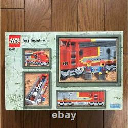 Lego 10020 Santa Fe Super Train Chief Limited Edition Retired From JP