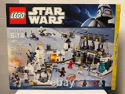 Lego 7879 Star Wars Hoth Echo Base Limited Edition. Retired New Sealed In Box