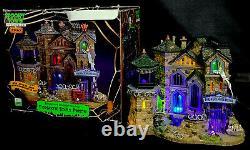 Lemax Spooky Town FORSAKEN SOULS PRISON 2007 Limited Edition Retired # 75497 HTF