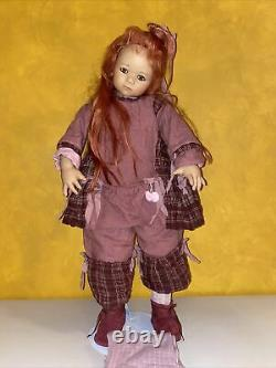 Limited Edition Annette Himstedt Doll Marcy 2003