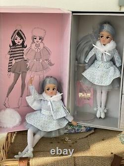 Limited Edition Sindy Ice Skater Brand New In Box Mint Condition NRFB