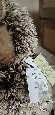 Lovely Charlie bears Prickle. Limited edition, now retired. 2013 collection