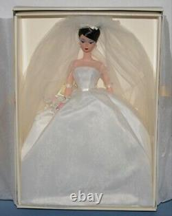 Maria Therese Barbie NRFB silkstone BFMC ltd edition 2001 Damaged Box Mint Doll