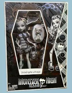 Mattel Frankie Stein Doll 2010 Sdcc Exclusive Limited Edition Nib Collectible