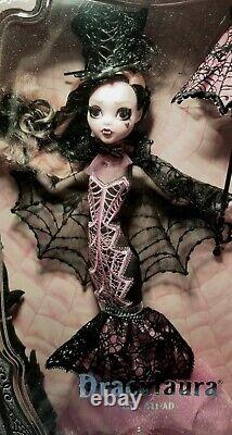 Monster High Draculaura Collector Doll Limited Edition Mattel Con NEW