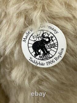 Mr Vanilla Replica 1906 Steiff Ltd Edition Bear EAN403231 2015 Boxed